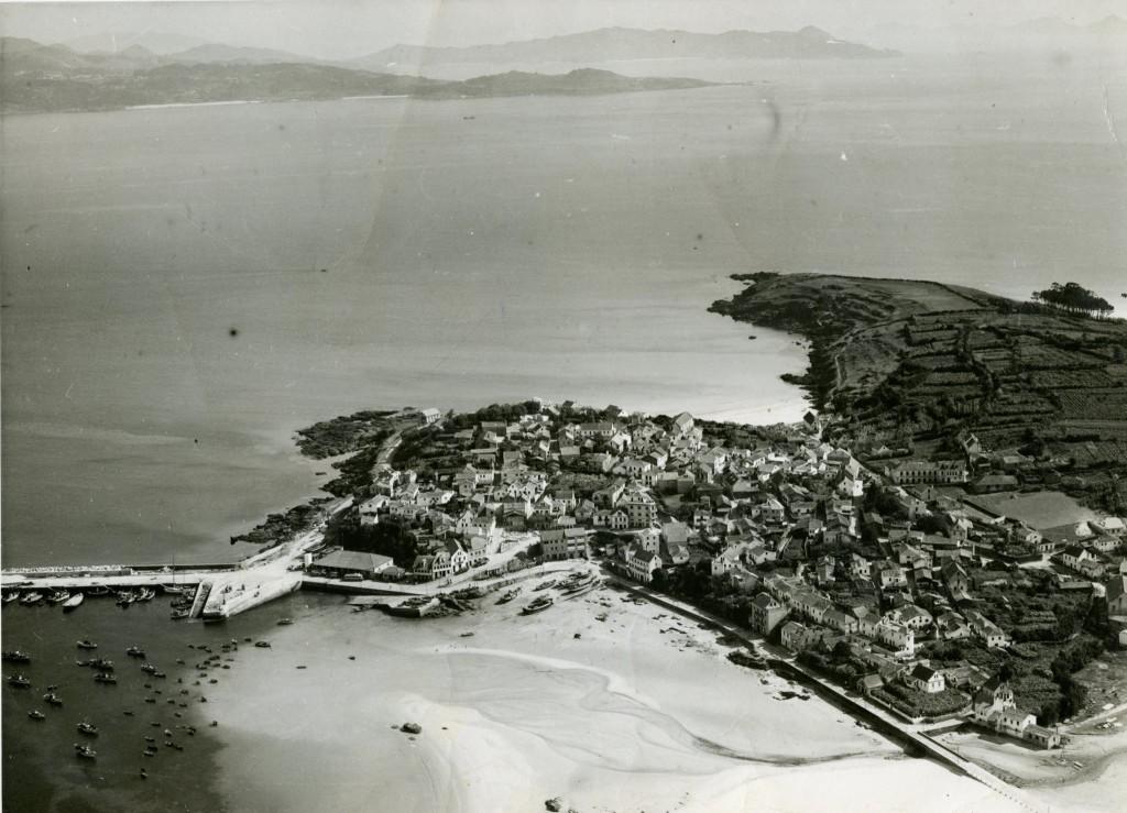1. Aérea de Portonovo