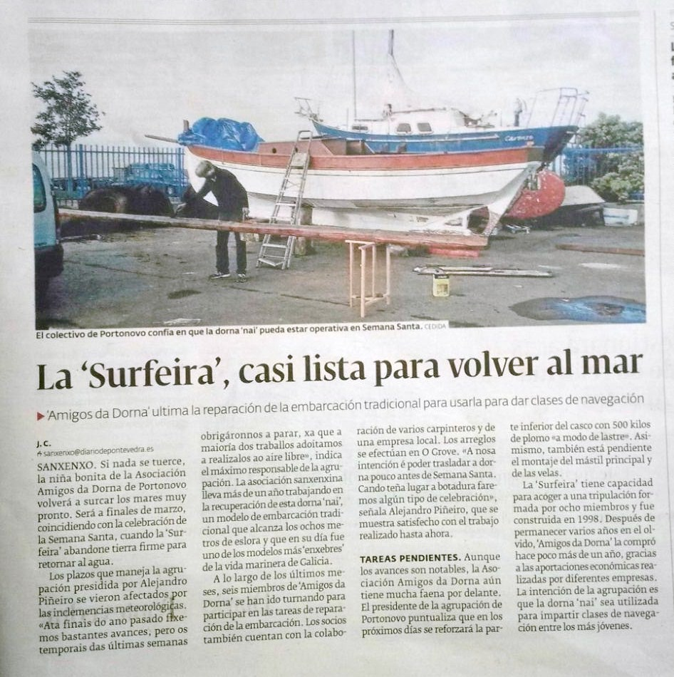 (2016-01-13) Diario De Pontevedra - Surfeira