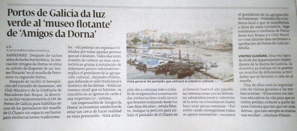 (2016-02-24) Diario De Pontevedra - Pantalán